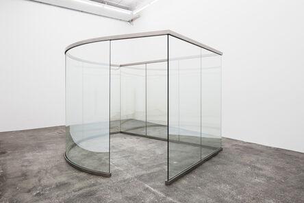 Dan Graham, 'Time/Space Warp', 2015