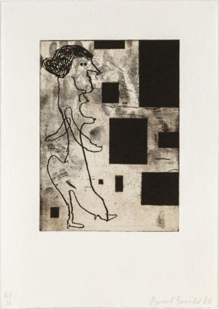 Donald Baechler, 'Family I', 1986