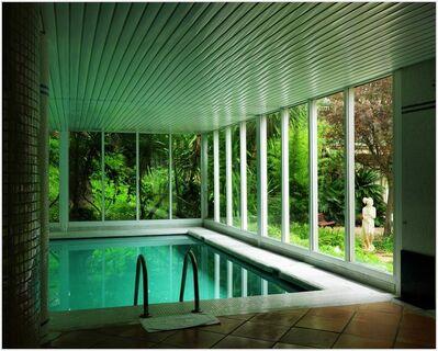 Edmund Clark, 'Swimming Pool in the Hotel Gran Melia Victoria, Palma de Mallorca', 2016