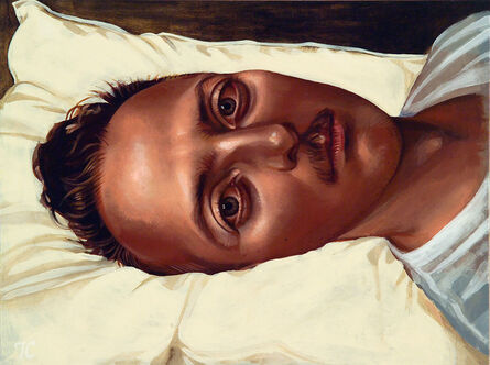Timothy Cummings, 'Self Portrait, Reclining', 2009