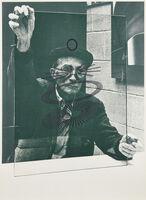 Richard Hamilton, 'Marcel Duchamp [Lullin p.264]', 1967