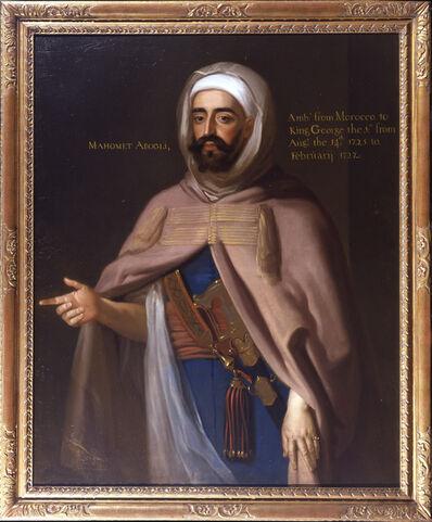 Enoch Seeman, 'Portrait ofMohammed ben Ali Abghali', ca. 1725