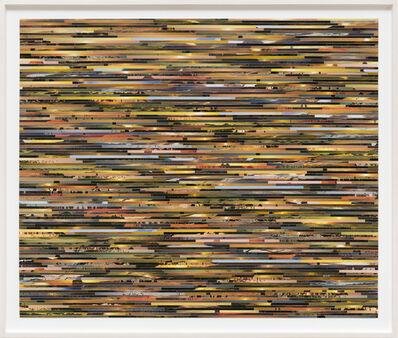 Joachim Schmid, 'Statics (postcards of sunsets 2)', 2003