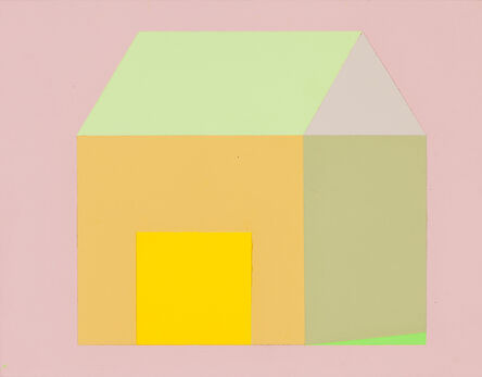Ann Schaumburger, 'Venetian Pink House 1', 2014