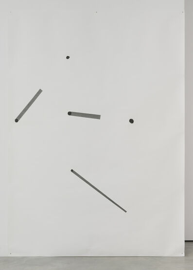 Goran Petercol, 'Reaches and Halves of Interspaces', 2015