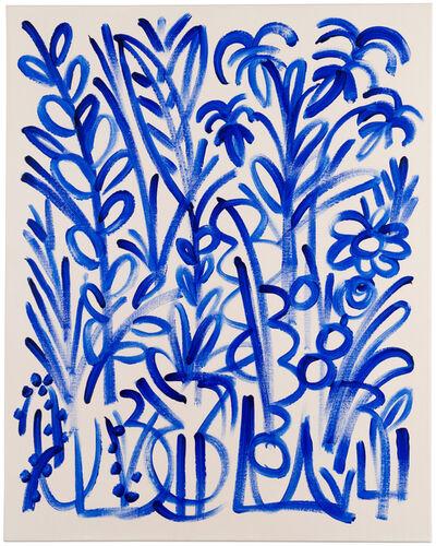 B.D. Graft, 'Blue', 2021