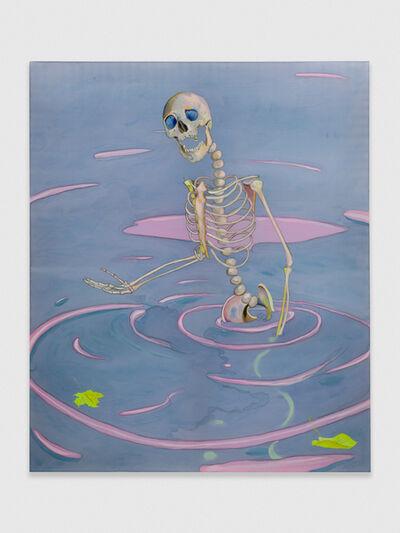 Paul Heyer, 'I Caught a Tiny Fish!', 2021
