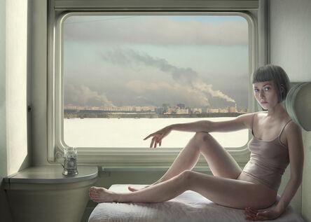 Katerina Belkina, 'The Flight. Poezd', 2010
