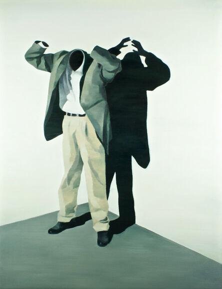 Nguyen Thai Tuan, 'Black Painting No. 68', 2008