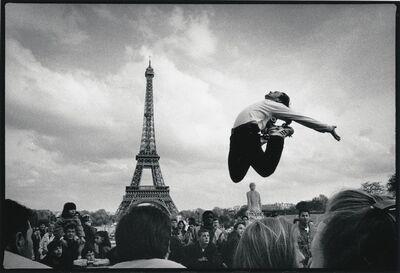 David Gamble, 'Paris Jump', 1997