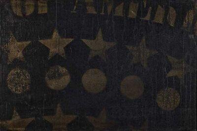 Franco Angeli, 'Of america', 1965-67