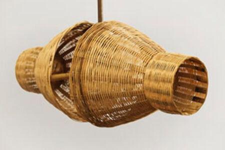 Oax-i-fornia, 'Double Barrel Lamp', 2009