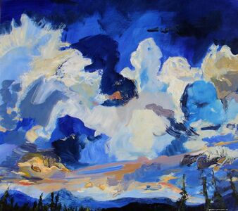 David Alexander, 'Two Way Parade', 2005