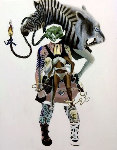 Yoshitaka Azuma, 'I am uncontrollable ', 2007