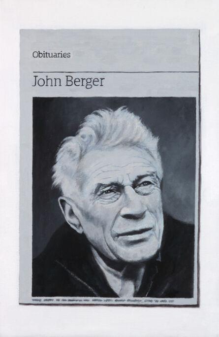 Hugh Mendes, 'Obituary: John Berger ', 2017