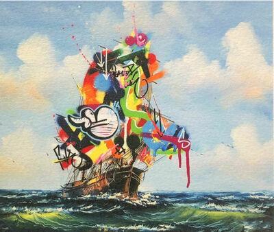 Martin Whatson, 'Sea Spray (Sjøsprøyt)', 2019