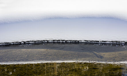 Peter Vanderwarker, 'Firehole River Detail', 2017