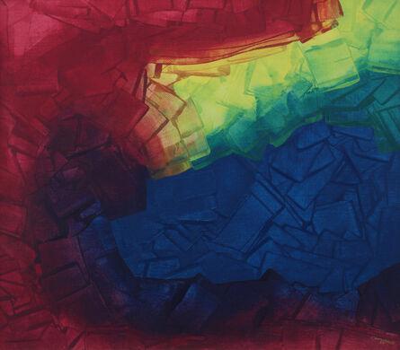 Raymond Jonson, 'Oil No. 21', 1957