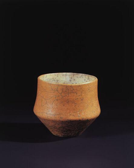 Ohi Toshio, 'Ōhi White Tea Bowl 03', 2007