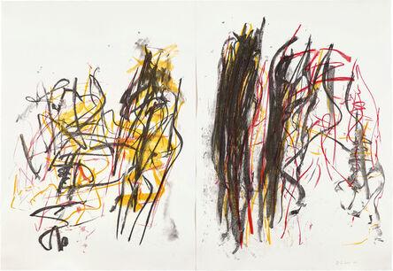Joan Mitchell, 'Trees I', 1992