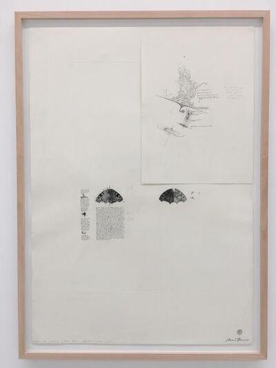 Maximilian Prüfer, 'Form ist flüssig in der Zeit - Studie', 2012-2015