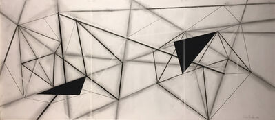Weldon Butler, 'Cross Current', 1996
