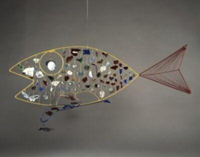 Alexander Calder, 'Finny Fish', 1948
