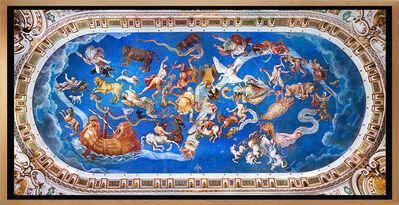 Ahmet Ertug, 'Villa Farnese, Ceiling of the room of the World Map, Caprarola ', 2016