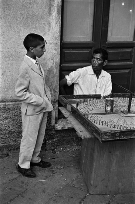 Johan van der Keuken, 'Sardinia', 1963