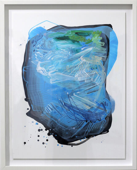 Dana Oldfather, 'Puddlescape 7', 2018