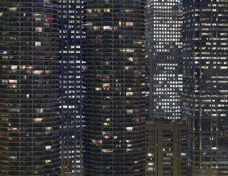Michael Wolf (1954-2019), 'Transparent City #62', 2007