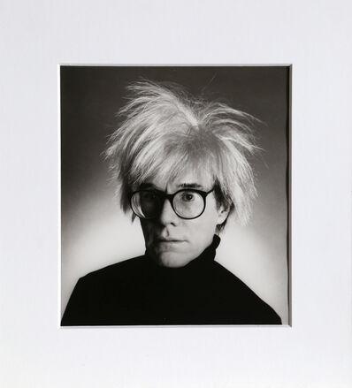 Christopher Makos, 'Favorite Portrait (Warhol: Ten Images)', 1986