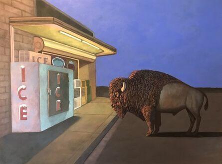 Kevin Chupik, 'Hot Night in Wyoming', 2020