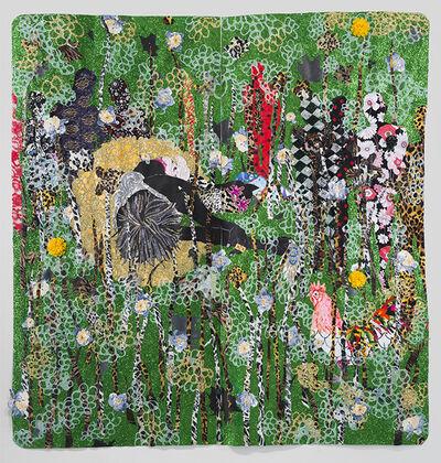 Ebony G. Patterson, 'Dead Tree in a Forest', 2013