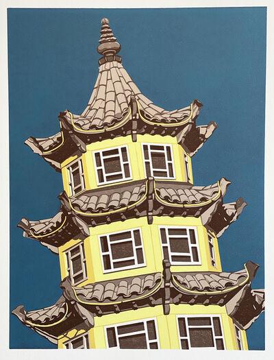 Dave Lefner, 'Hop Louie (Pagoda)', 2021