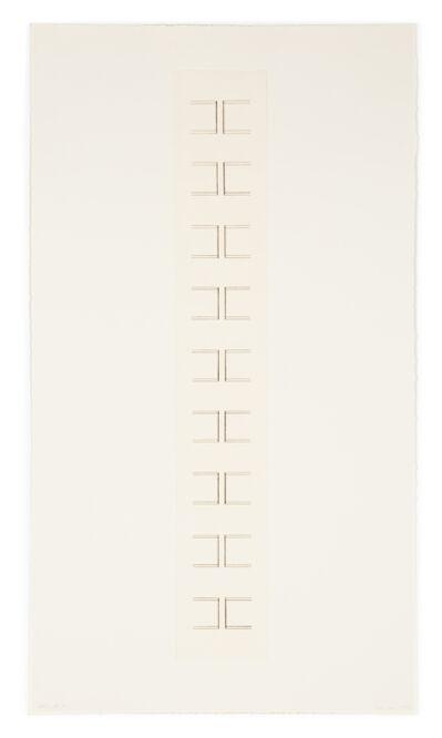 Kim Lim, 'Ladder Series III', 1972