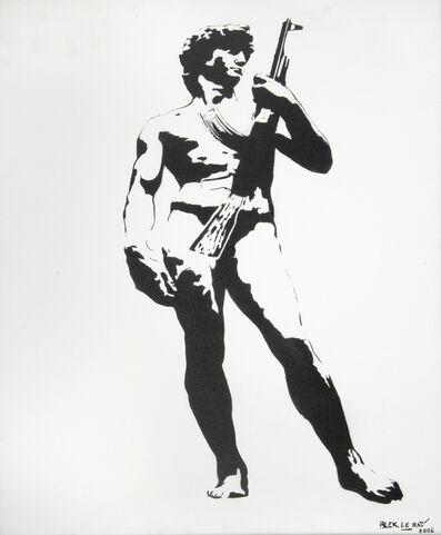 Blek le Rat, 'David', 2006