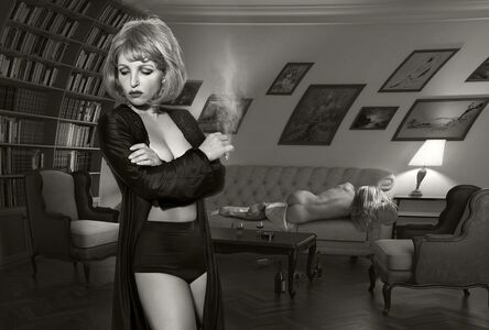 Oxana Jad, 'Fremdes Ich MD', 2011