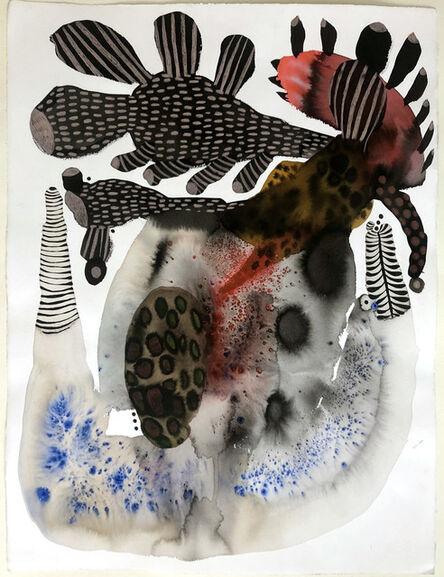 Emma Larsson, 'Obedient Plant', 2020