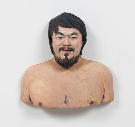 John Ahearn, 'Ai Weiwei', 1993