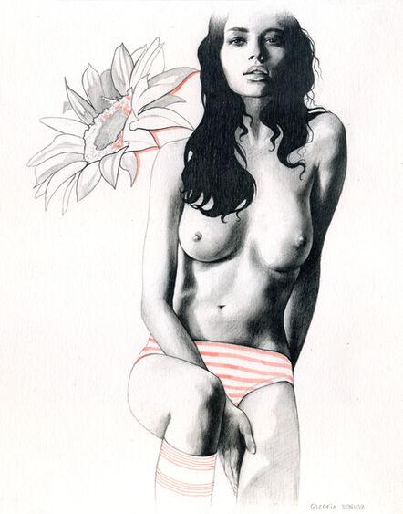 Zofia Bogusz, 'Peaches n Cream', 2014