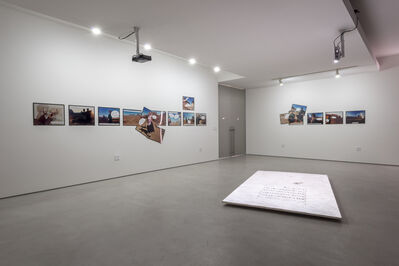 Kaucyila Brooke, David Lamelas, and Gerhard Treml, 'The Eden's Edge Project, Installation View', 2014