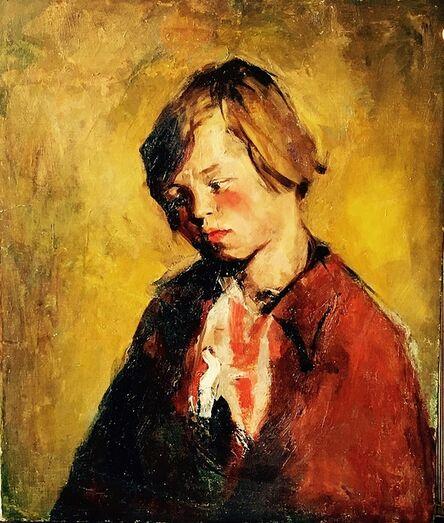 Margery Austen Ryerson, 'Young Boy', 1920-1925