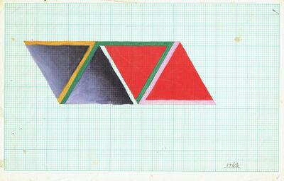Ian Milliss, 'Untitled', 1968
