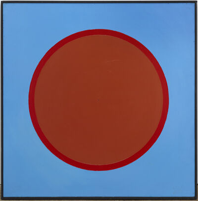 Poul Gernes, 'Untitled (Cirkler XIV)', 1965-1970