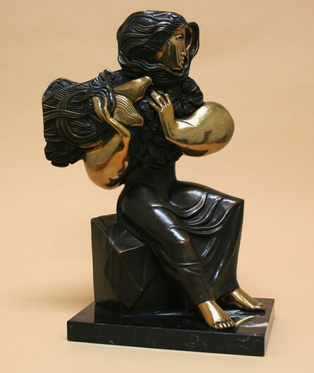 Alvar Sunol, 'Mujer Sentada ', 2004