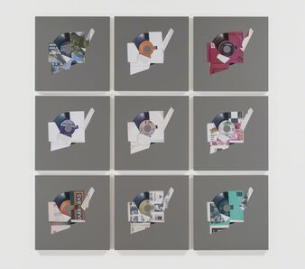 Kelley Walker, 'Pioneer PL-518 7 inch Series Love (Is The Answer)', 2015