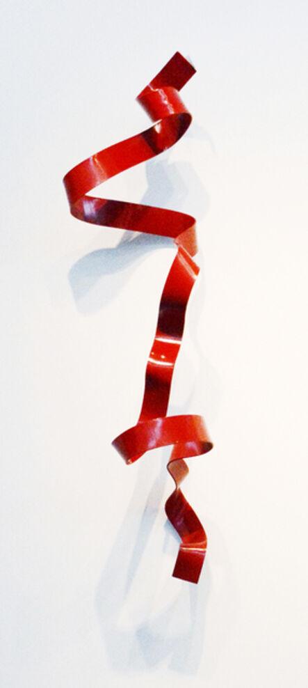 Mark Birksted, 'Belt Series Red No. 1', 2015