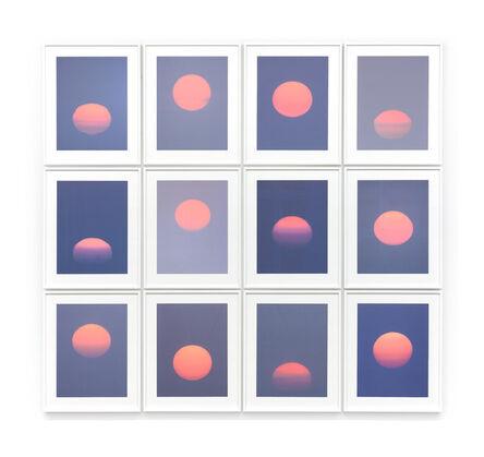 Thomas Weinberger, 'apricum rosans ex parte evanescens', 2012