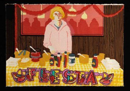 Stella Ebner, 'Fiesta!', 2009